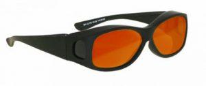 YAG Double Harmonics Laser Safety Glasses - Model #33
