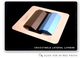 Lateral Lumbar X-Ray Filter