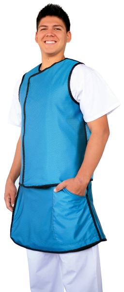 Vest Skirt Combo X-ray Apron