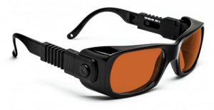 YAG Double Harmonics Laser Safety Glasses - Model #300