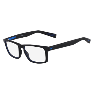 Nike 4258 Radiation Protection Glasses - Black / Photo Blue