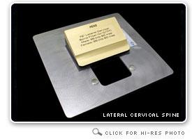 Cervical Spine Filter