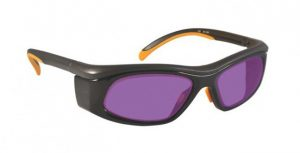 DYE SFP Laser Safety Glasses - Model #206