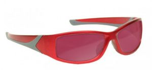 Alexandrite/Diode Laser Safety Glasses - Model #808 - Red