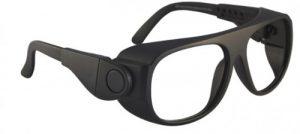 Co2/Erbium Laser Safety Glasses Model 66 - Black