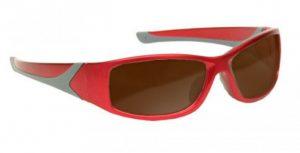 DH83 Filter Laser Safety Glasses - Model #808 - Red