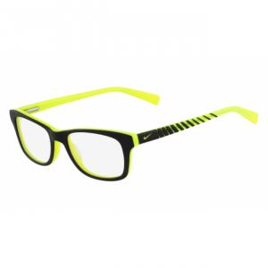Nike 5509 Radiation Protection Glasses - Black / Volt