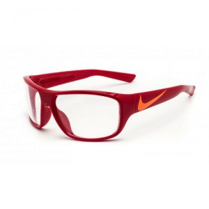 Nike Mercurial Women's Radiation Protection Glasses - Gym Red Hyper Crimson