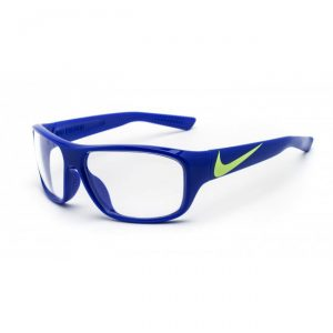 Nike Mercurial Women's Radiation Protection Glasses - Game Royal Volt