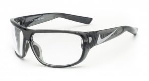 Nike Mercurial 8.0 Radiation Protection Glasses - Crystal Mercury Grey