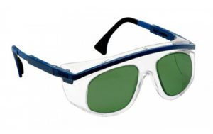 Uvex Patriot Glassworking Safety Glasses - BoroView 3.0