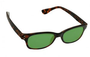 Barlow Glassworking Safety Glasses - BoroView 3.0 - Tortoise