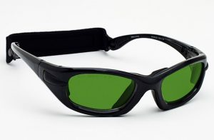 Model EGM Glassworking Safety Glasses - BoroView 3.0 - Black