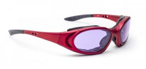 Model 1171 Glassworking Safety Glasses - Phillips 202 ACE - Red