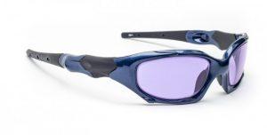 Model 1205 Glassworking Safety Glasses - Phillips 202 ACE - Blue