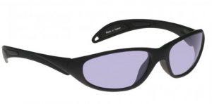 Model 208 Glassworking Safety Glasses - Phillips 202 ACE - Black