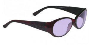 Model 230 Glassworking Safety Glasses - Phillips 202 ACE - Red Black