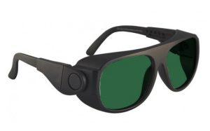 Model 66 Glassworking Safety Glasses - BoroView 5.0 - Black