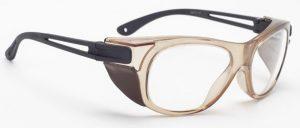 Model Quantum 88 Protection Glasses - Brown