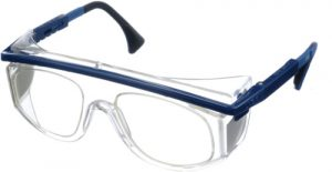 Model 70 Astro Flex Economy Radiation Protection Glasses with Side Shields