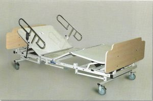 Bariatric Home Care Bed