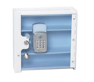 Electronic Lock Medication Cabinet