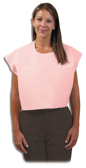 Mammo Exam Cape - Pink