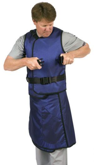 QR Vest Skirt Combo X-ray Apron