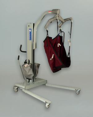 Extra Care Bariatric Patient Lift - 700 to 1000 Pound Capacity