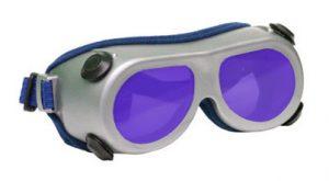 Dye, Diode and HeNe Ruby Laser Safety Glasses - Model #55