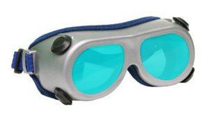 Ruby Laser Safety Glasses - Model #55