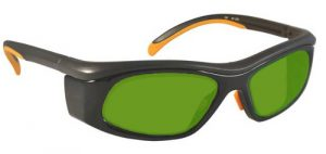 Alexandrite Diode YAG Advanced Laser Safety Glasses - Model 206