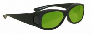 Alexandrite Diode YAG Advanced Laser Safety Glasses - Model #33