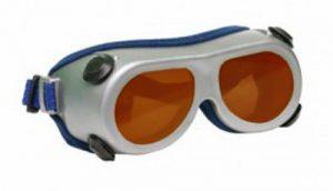 Diode YAG Harmonics Laser Safety Glasses - Model #