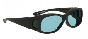 YAG, Alexandrite Diode, Holmium Laser Safety Glasses - Model 33