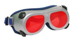 Argon Alignment 3 Laser Safety Glasses - Model #55