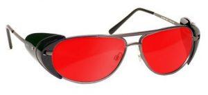Argon Alignment 3 Laser Safety Glasses - Model #600