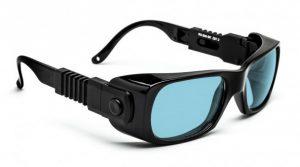 YAG, Alexandrite Diode, Holmium Laser Safety Glasses - Model 300