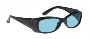 YAG, Alexandrite Diode, Holmium Laser Safety Glasses - Model 375