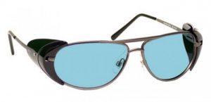 YAG, Alexandrite Diode, Holmium Laser Safety Glasses - Model 600