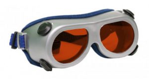 YAG Argon Alignment Laser Safety Glasses - Model #55