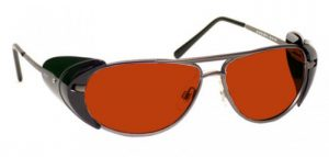 YAG Argon Alignment Laser Safety Glasses - Model #600