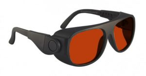 YAG Argon Alignment Laser Safety Glasses - Model #