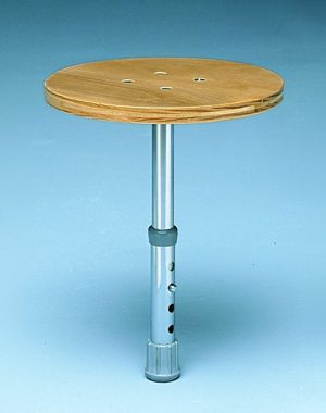 "Model 2420 - Adjustable ""Tee"" Stool"