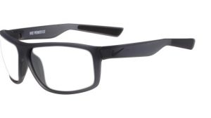 Nike Premier 8.0 Radiation Protection Glasses - Matte Anthracite Black