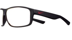 Nike Premier 8.0 Radiation Protection Glasses - Black / Gym Red