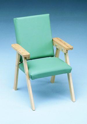"""Model 155 - Kinder Chair - 14"""" Back"""