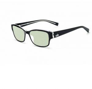 Nike 5527 Glassworking Safety Glasses - Light Green